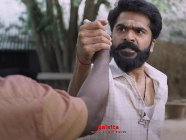 Silambarasan TR's Eeswaran Official TRAILER | STR in full form - don't miss!