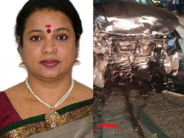 Popular actress' car meets with a tragic accident - 3 people dead!