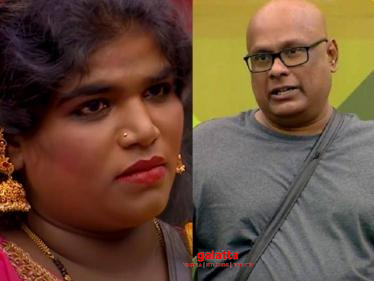 Suresh's sharp comment on Aranthangi Nisha goes viral | Bigg Boss 4 Tamil