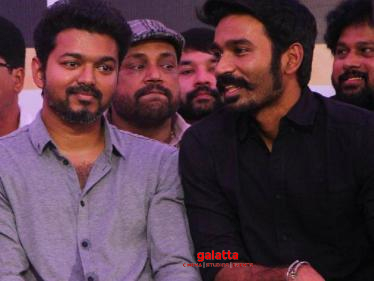 Dhanush excited about Master's release - check out his latest tweet!  - Tamil Cinema News