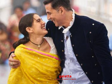 Atrangi Re New Glimpse released | Akshay Kumar | Dhanush | Sara Ali Khan