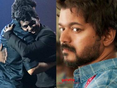 Thalapathy Vijay meets director Atlee - New Viral Video || Thalapathy 66?