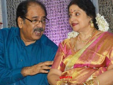 Actress Jayachitra's husband passes away - film industry in mourning!