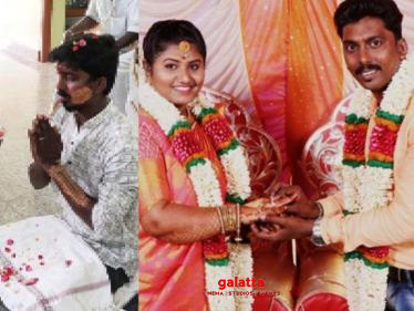 Popular Vijay TV comedy actor to get married - wishes pour in!!