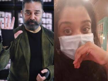 myna fame actress suzane george indirectly confirms bigg boss tamil season 5 entry