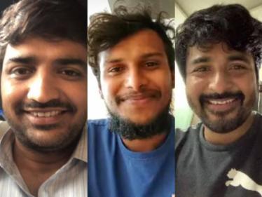 கிரிக்கெட் வீரர் நட்ராஜனுக்கு இன்பதிர்ச்சி தந்த நடிகர்கள் சிவகார்த்திகேயன் மற்றும் சதீஷ் !
