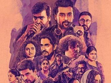 Netflix-ல் நடிகர்களின் சங்கமம் ! நவரசா ரிலீஸ் தேதி அறிவிப்பு டீஸர் இதோ