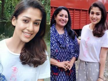 nayanthara joined in shoot of alphonse puthren prithviraj gold movie