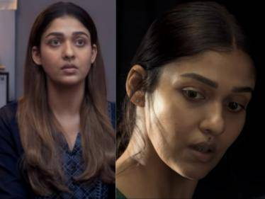 nayanthara netrikann official trailer released now