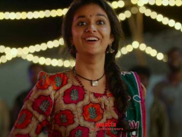 Keerthy Suresh's next film Good Luck Sakhi Official Teaser - Don't Miss!