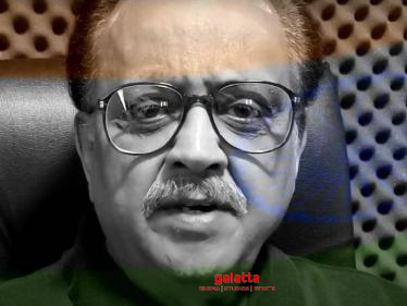 SP Balasubrahmanyam and 64 other singers come together for a noble cause - new video here!