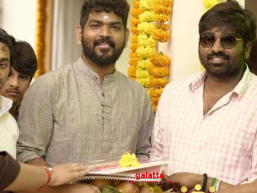 Vijay Sethupathi's Kaathuvaakula Rendu Kaadhal officially launched - shoot begins!