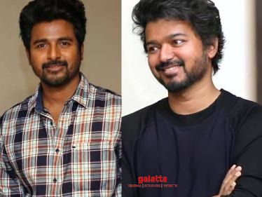 Thalapathy 65 Announcement - Sivakarthikeyan's latest statement goes viral!