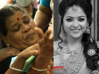 Chitra's mother's heartbreaking statement - emotional video   Chithu VJ
