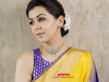 Nikki Galrani tested positive for Corona Virus - Official Statement Here!