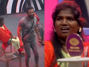 பிக்பாஸ் 4 : நாமினேஷனின் போது கடுப்பாகிய ஜித்தன் ரமேஷ் ! இரண்டாம் ப்ரோமோ இதோ