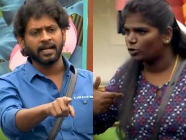 பிக்பாஸ் 4 : அனிதாவுடன் தீவிர வாக்குவாதத்தில் ஈடுபட்ட நிஷா மற்றும் ரியோ !