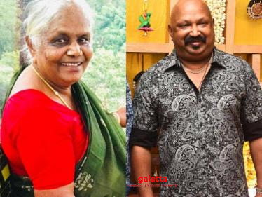 SAD: Popular Tamil director Jerry loses his mother to Covid 19 - film industry in mourning! - Tamil Cinema News