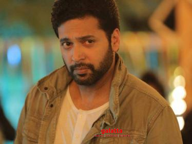 Jayam Ravi's latest emotional statement - important promise to his fans!