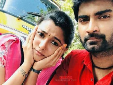 Double announcement on Atharvaa's Kuruthi Aattam | Priya Bhavani Shankar