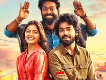 GV Prakash shares latest update on his next film with this prestigious banner!