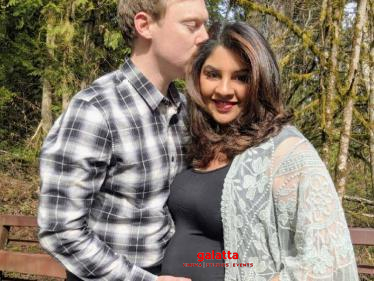 WOW: Mayakkam Enna actress Richa announces pregnancy - check out her baby bump picture!