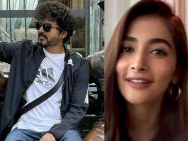 pooja hegde to resume shoot for thalapathy vijay beast from sept 2