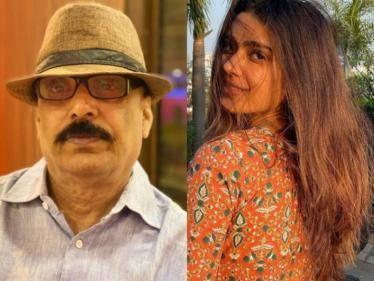 popular actress aakanksha singh father passed away