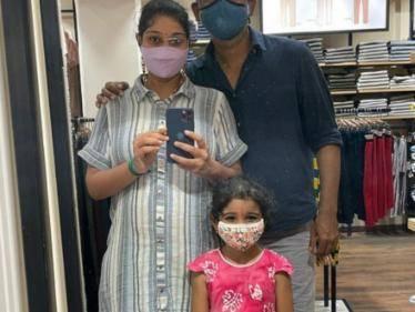 popular tamil serial actress neelima rani confirmed her pregnancy