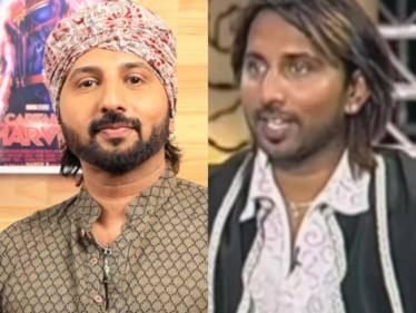 popular tamil television anchor ananda kannan passed away due to cancer