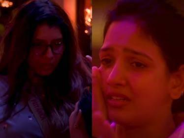 priyanka makes pavani smile bigg boss tamil season 5 promo
