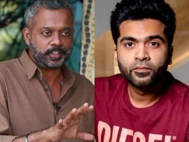 producer suresh kamatchi about gautham vasudev menon silambarasan new movie