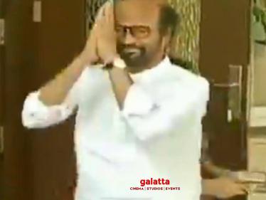 Rajinikanth returns to Chennai after completing Annaatthe shoot - trending video here!