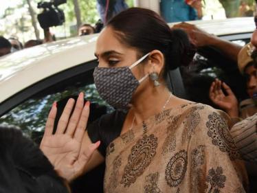 சிறுநீர் மாதிரியில் தண்ணீர் சேர்த்த நடிகை ராகிணி திவேதி !