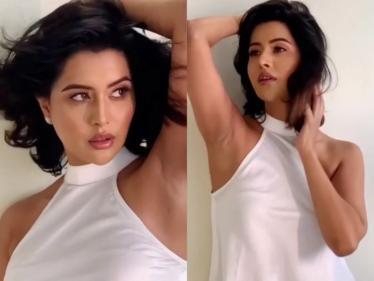 இணையவாசிகளை ஈர்க்கும் நடிகை ரைசா பகிர்ந்த வீடியோ பதிவு !