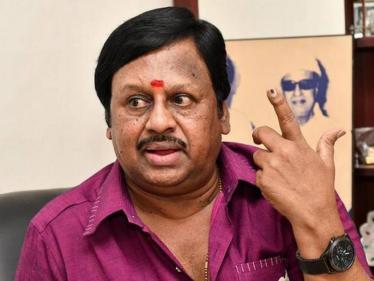 கொரோனாவால் மருத்துவமனையில் அனுமதிக்கப்பட்ட நடிகர் ராமராஜன் !