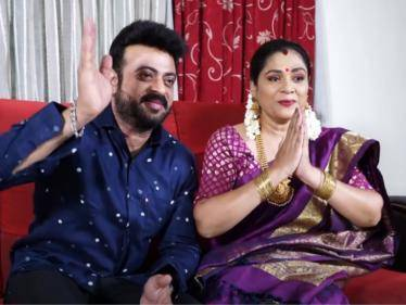 riyaz khan uma riyaz 29th wedding anniversary video goes viral