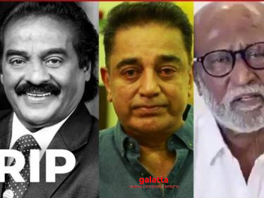 RIP: Celebrities & Political Leaders Mourn Vasanthakumar's Demise