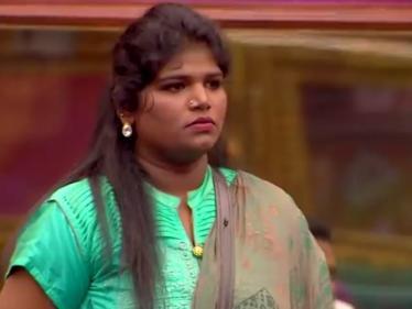 வேல்முருகனை கோபப்படுத்திய அறந்தாங்கி நிஷா...வீடியோ இதோ !