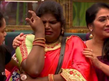 அறந்தாங்கி நிஷாவின் எமோஷனல் பிறந்தநாள் கொண்டாட்டம் !