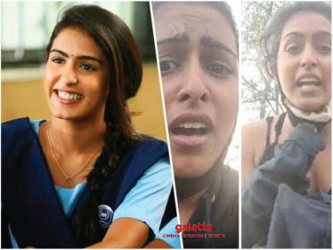 Activist Kavitha Reddy apologises to Samyuktha Hegde for sports bra controversy - VIDEO