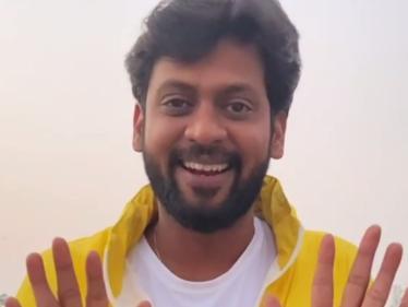 பிக்பாஸை விட்டு வெளியேறியதும் ரியோ வெளியிட்ட முதல் வீடியோ !