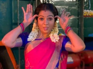 ரசிகர்களின் அன்பு மழையில் பாண்டியன் ஸ்டோர்ஸ் நடிகை !