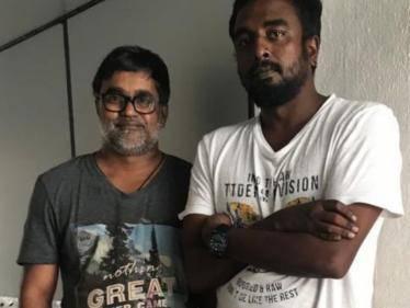selvaraghavan completes his dubbing in his saani kaayidham movie keerthy suresh