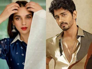 siddharth next bilingual movie maha samudram shoot completed