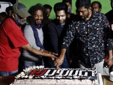 silambarasan tr venkat prabhu maanaadu movie shoot completed