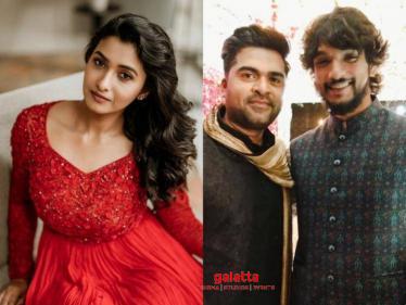 OFFICIAL: Priya Bhavani Shankar joins STR-Gautham Karthik's Pathu Thala - Tamil Cinema News