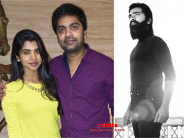 Simbu sister's mass viral statement about his recent physical transformation - Latest  Movie News