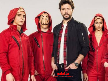 WOW: Great news for Money Heist Fans - Professor is back with a bang! Check Out!