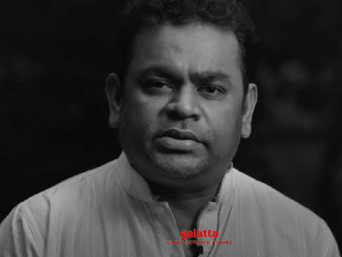 AR Rahman's emotional video about SPB will make you moved! Watch Video here!